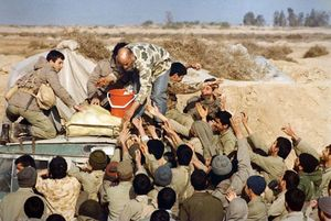 افشای جلسه محرمانه فرماندهان ایران در زمان جنگ با عراق! +فیلم