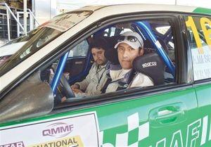 راننده تیم ایران در رالی خاورمیانه انتخاب شد