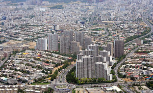 جدول/قیمت جدید آپارتمان در جنوب تهران