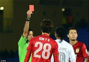 قضاوت دیدار پلیاف جام جهانی به فغانی رسید