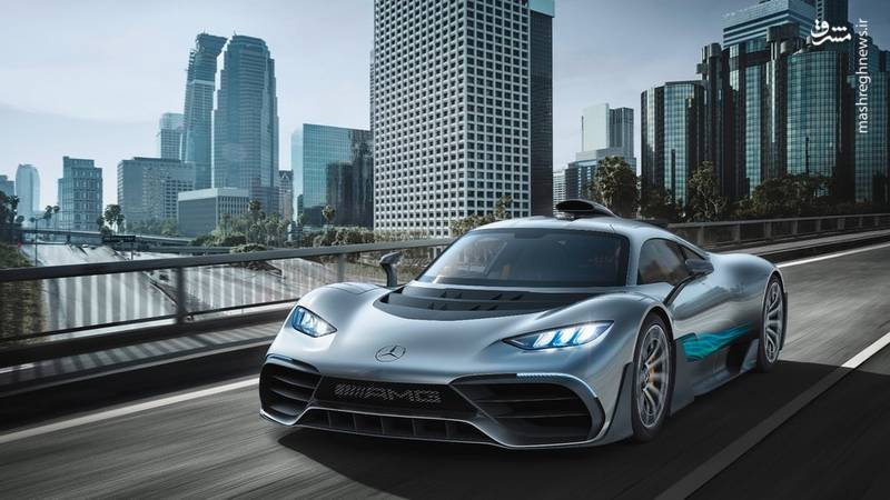 Mercedes-AMG Project One 1000 HP