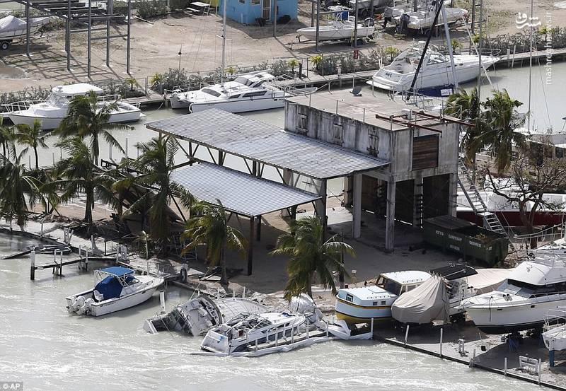 فلوریدا پس از طوفان ایرما
