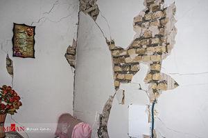 عکس/انفجار ساختمان مسکونی در مشهد