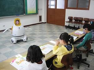 ربات های معلم