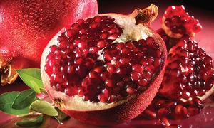 معجزه انار در تصفیه خون و سلامت قلب +اینفوگرافی