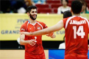 پاسخ ستاره والیبال ایران به توهین کوبیاک