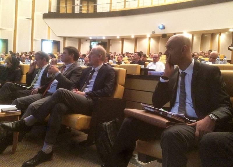 توتال برای احراز صلاحیت شرکتهای ایرانی کلاس گذاشت! + عکس