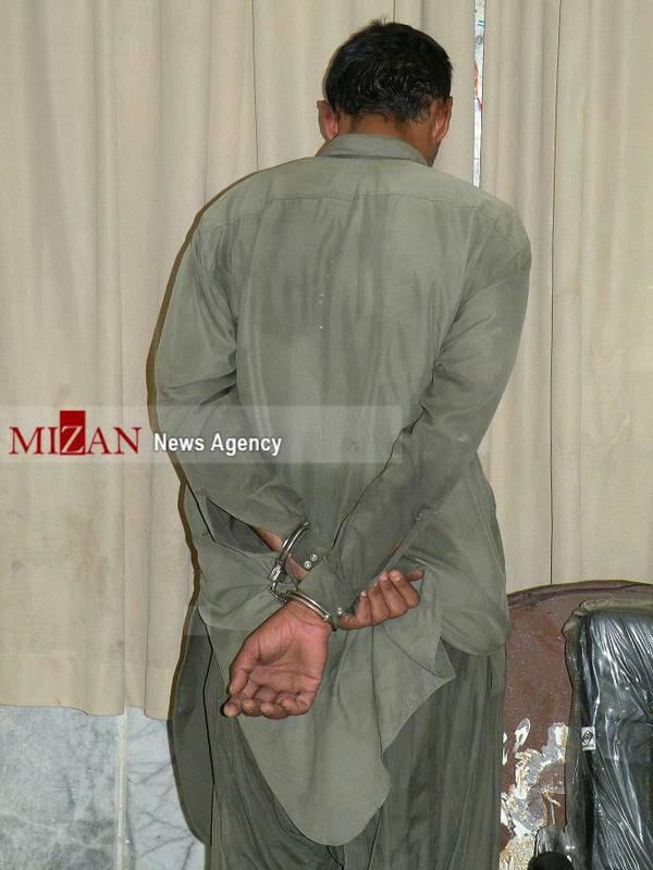 قتل در زابل، دستگیری در گلستان +عکس