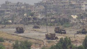 افشای سند محرمانه دستور عربستان برای حمله به دمشق