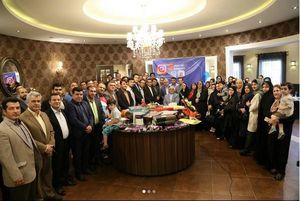 وقتی نماینده اصلاحطلب برای اینستاگرامش جشن تولد میگیرد+عکس