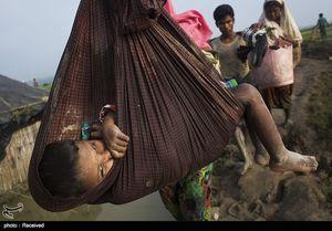 چگونگی رساندن محموله ایران به مسلمانان میانمار