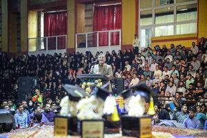 عکس/ سخنرانی صفارهرندی در جشن«دکتر سلام»