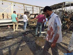 فیلم/ آخرین آمارِ شهدای ایرانی حمله تروریستی در عراق