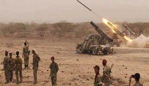 عکس/راکت اندازهای تقویت شده ارتش سوریه