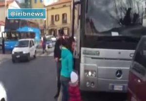 فیلم/ قوانین جدید رانندگان اتوبوس در ایتالیا