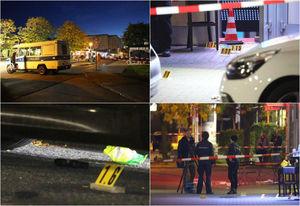جزئیات تیراندازی در برلین با 4کشته و زخمی