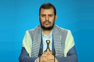 عبدالملک بدرالدین الحوثی رهبر انصار الله یمن - کراپشده
