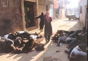 فجیعترین جنایت ضدفلسطینی اسرائیل چگونه رقم خورد؟ +عکس