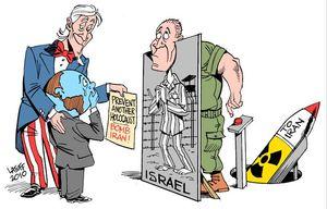 اسراییل چگونه آمریکا را به سمت جنگ با ایران میبرد؟ + تصاویر