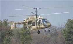 """آزمایش موفق بالگرد روسی """"کا-226 تی"""" در ایران"""