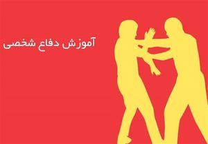 آموزش خصوصی درگیری خیابانی با سلاح به بانوان در ایران +عکس