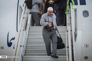 بازگشت سرپرست حجاج ایرانی به تهران