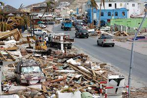 طوفان چه بلایی بر سر مردم آمریکا آورده است؟+ عکس