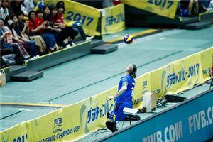 عکس/ تلاش دیدنی لیبروی تیم ملی برزیل مقابل ژاپن