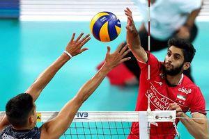 ملی پوش والیبال ایران بهترین دریافتکننده جام شد