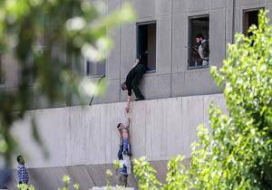 فیلم/ آخرین وضعیت کودک حادثه تروریستی مجلس