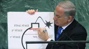 تقدیر نتانیاهو از وزیر خزانهداری آمریکا بابت تحریم ایران