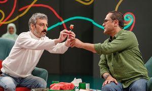 اهانت ارژنگ امیرفضلی به تمامیت ارضی ایران +فیلم