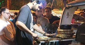 شب های شانزلیزه را در تهران تجربه کنید +عکس