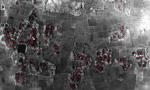 تخریب روستاهای مسلمانان میانمار به روایت تصاویر ماهوارهای
