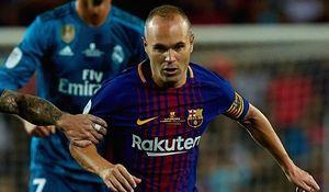 عصبانیت اینیستا از تصمیم سرمربی بارسلونا