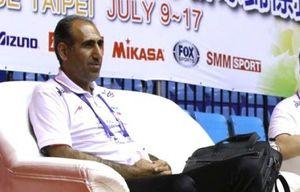 اکبر محمدی والیبال