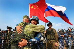 رزمایش مشترک روسیه و چین