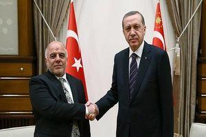 تحولات منطقه محور گفتگوی تلفنی اردوغان و حیدر العبادی