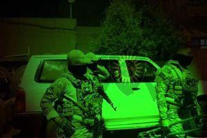 جولان شبه نظامیان بارزانی در کرکوک+عکس