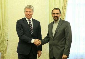 بررسی حضور ایران در جام جهانی ۲۰۱۸ در دیدار سنایی و وزیر ورزش روسیه