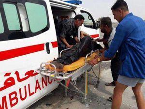 حمله انتحاری به یک رستوران در عراق+عکس