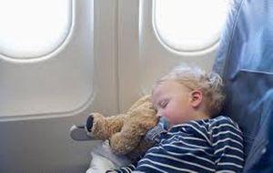 خواب هنگام تغییر ارتفاع هواپیما ممنوع