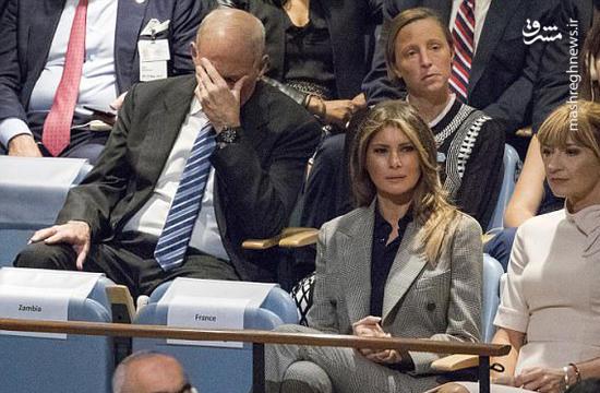 وقتی رئیس دفتر ترامپ سوژه میشود!