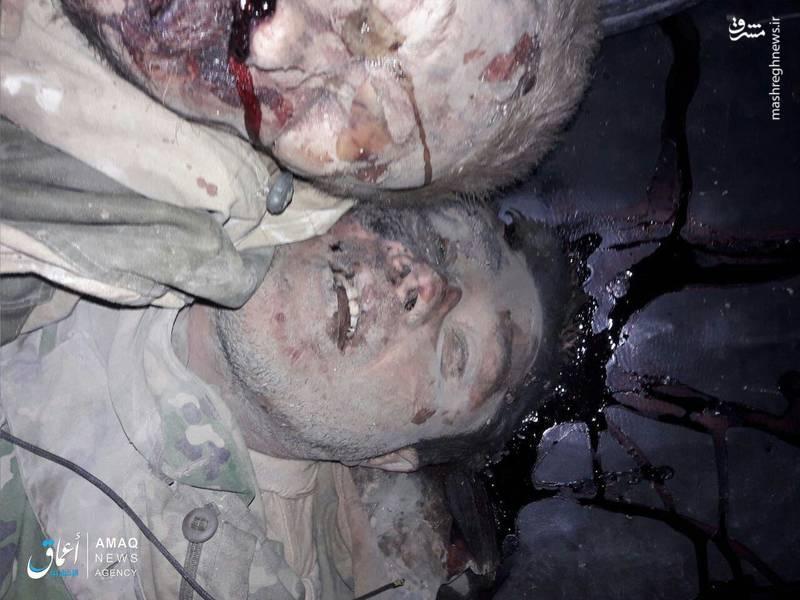 کشته شدن سه مستشار نظامی روسیه در نبرد با داعش