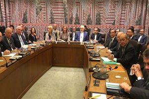 نشست وزیران خارجه ایران و ۱+۵