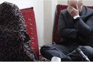 حضور قالیباف در منزل شهید مهاجر