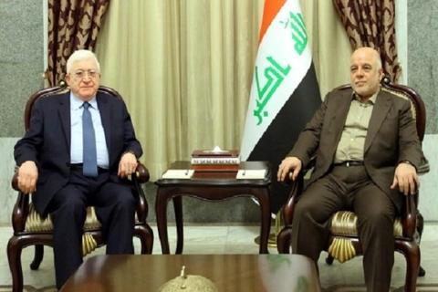 العبادی: موضع ما درباره اقلیم کردستان تغییر نمی کند