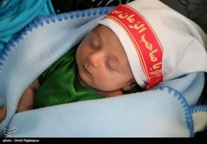 عکس/ همایش شیرخوارگان حسینی در استانها