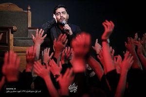 مداحی شور شب پنجم حاج حنیف طاهری - رجز رو لبهامه اشکای تو چشمامه