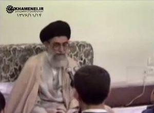 فیلم/ خاطره آیتالله خامنهای از روز اول مدرسه